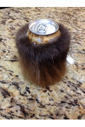 Beaver Can Koozie