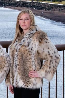 Bobcat jacket