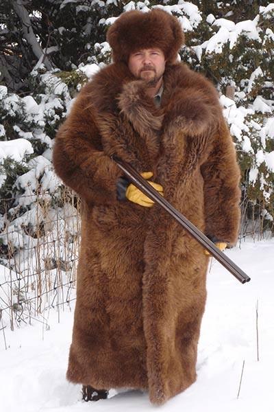 Buffalo Mens Coat