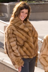 Golden Sable Jacket