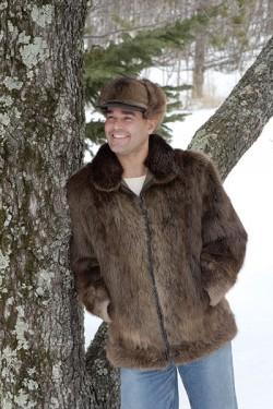 Beaver Mens Jacket