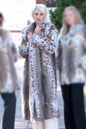 Bobcat coat