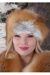 Red Fox Headband