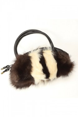 Skunk Medium Purse