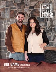 USA Foxx Leather Catalog